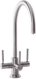 Brita Filter Faucets Ceto Modern Water Filter Faucet (Brushed Nickel).