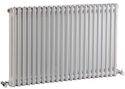 Crown Radiators Regency 2 Column Radiator (White). 1055x600mm. 4897 BTU.
