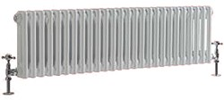 Crown Radiators Regency 2 Column Radiator (White). 1055x400mm. 3104 BTU.