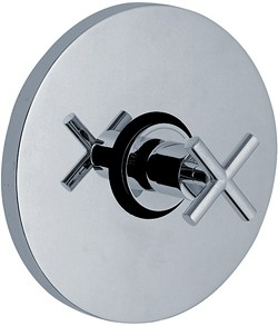 "Ultra Helix 1/2"" Concealed Thermostatic Sequential Shower Valve."