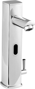 Hudson Reed Jule Auto Basin Faucet With Electronic Sensor. (Battery Powered).