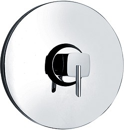 "Ultra Rialto 1/2"" Concealed Thermostatic Sequential Shower Valve."