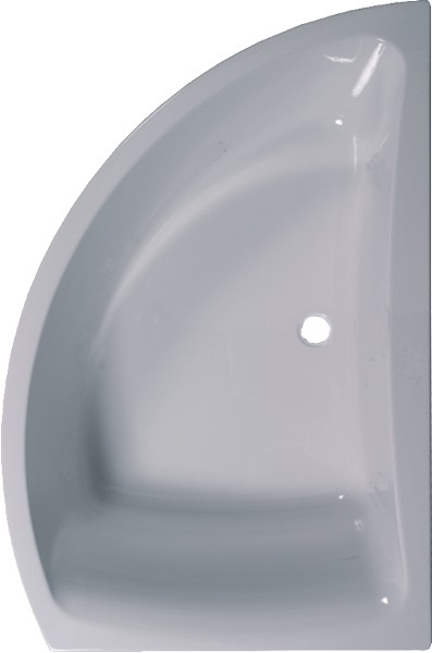 Additional image for Aquamaxx Corner Bath.  Right Handed. 1500x1000
