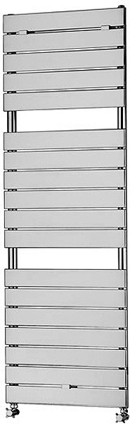 Additional image for Aster Bathroom Radiator (Chrome). 510x1200mm.
