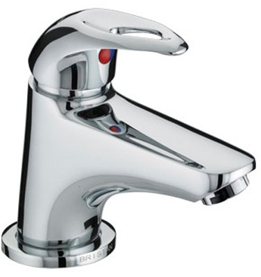 Additional image for Miniature Mono Basin Mixer Faucet With Pop Up Waste (Chrome).