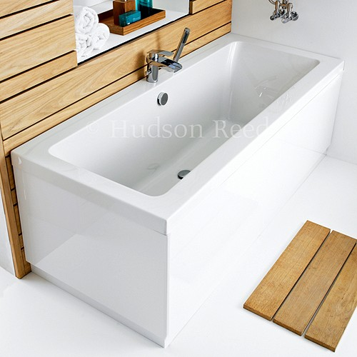 Additional image for Double Ended Acrylic Bath. 1700x750mm.