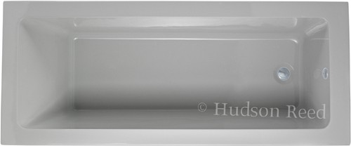 Additional image for Single Ended Acrylic Bath. 1400x700mm.