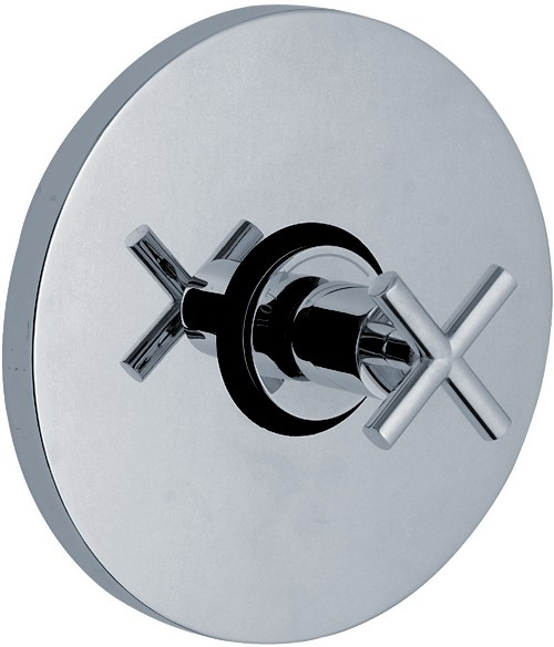"Additional image for 1/2"" Concealed Thermostatic Sequential Shower Valve."