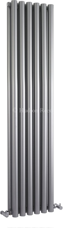 Additional image for Savy Double Radiator (Silver). 354x1500mm.