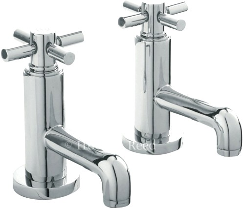 Additional image for Basin Faucets With Cross Handles.