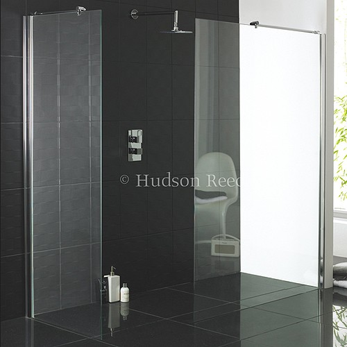 Additional image for Glass Shower Screen & Arm (700x2000mm).
