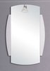 Reflections Selby illuminated bathroom mirror.  Size 550x850mm.